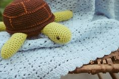 Hey, I found this really awesome Etsy listing at https://www.etsy.com/listing/153762166/crocheted-stuffed-sea-turtle