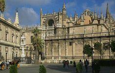 Catedral de Sevilla #sevilla #España