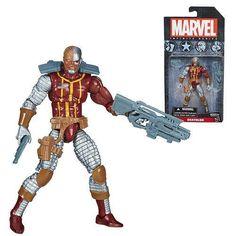 Marvel Infinite Series Deathlok 3 3/4-Inch Action Figure