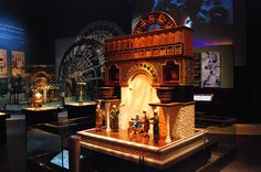 Technology - Museum Of Science and Technology in Islam (MOSTI)
