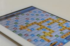 Words with friends - how many games are you playing right now?  Simple, fun, interactive, yep I'm addicted :)
