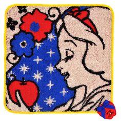 【ディズニーストア】ミニタオル ディズニープリンセス 白雪姫 | ディズニーグッズ・ギフトの公式通販サイトDisneystore