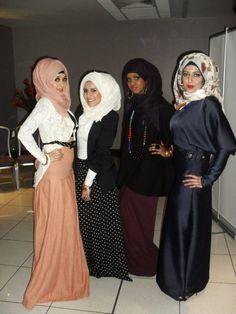http://abayatrade.com muslim magazine  Hijabi Night Out
