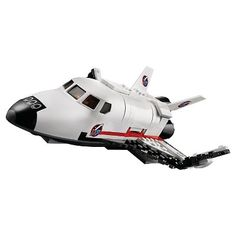 Lego City Space Port Utility Shuttle 6007