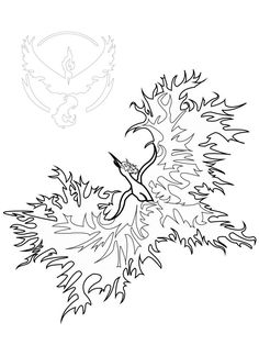 Phoenix Coloring Page Phoenix Myths Legends Adult Coloring Pages Bird Coloring Pages, Printable Adult Coloring Pages, Pictures Of Phoenix, Bridge Tattoo, Tattoo Skin, Picture Engraving, Sun Tattoos, Wonderful Picture, First Tattoo