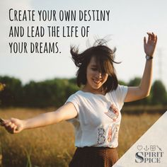 There is a better life out there for you, if only you are willing to reach out and take it. #MySpiritSpice #keeptheFaith #Dreaming #hope