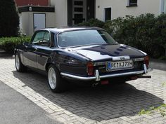 Jaguar XJ 12 Coupé