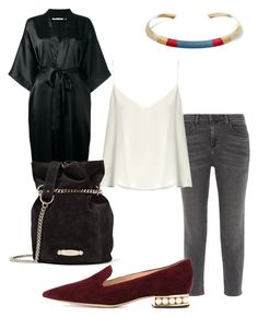 """""""Untitled #19"""" by magick2384 on Polyvore featuring Alexander Wang, Raey, Filles à papa, Lanvin, Isabel Marant and Nicholas Kirkwood"""