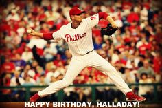 Doc Halladay Birthday 5-14