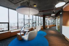 V Kontakte, Russia By Finnish Design Firm Gullstén Inkinen To Create A  Youthful Office In St. Petersburg Was Awarded The Best Office Award 2012 In  The ...