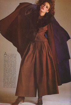 Vogue August 1980 5 | Flickr - Photo Sharing!
