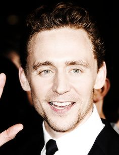 Tom Hiddleston. Not only is he mysteriously handsome, he also is very polite with a high regard towards women. You Go Loki!