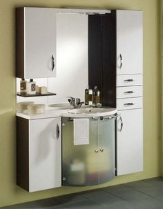 Over Toilet Cabinets Wall Mount   Wall Mount Furniture Bathroom Vanity Cabinets Ideas The Reasons Behind ...