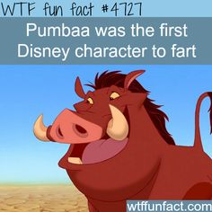 Disney Facts - WTF fun facts