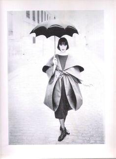 Sybilla Collection 1988/99 Rain coat