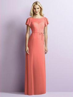 JY Jenny Yoo Bridesmaid Dress JY518 - Oyster   The Dessy Group