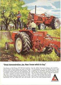 79 Best Allis Chalmers images in 2016 | Old tractors, Allis