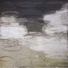 Puddles of Rain Wall Art by Tania Dibbs/Big Sky Studio, Inc. Earth Air Fire Water, Weather Art, Rain Art, A Level Art, Artwork Pictures, Big Sky, Types Of Art, Illustration Art, Illustrations