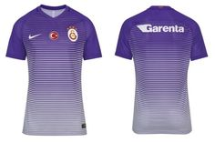 Terceira camisa do Galatasaray 2016-2017 Nike