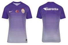 Terceira camisa do Galatasaray 2016-2017 Nike