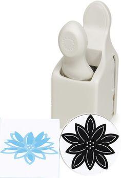 Martha Stewart Crafts - Craft Punch - Large - Pop-Up Water Lily at Scrapbook.com $16.99