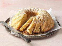 Pähkinä-aprikoosikakku