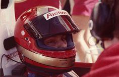 Alex Caffi 1991
