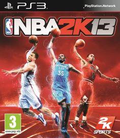 NBA 2K13 (PS3) - http://www.cheaptohome.co.uk/nba-2k13-ps3/