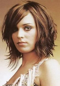 Amazing A Different Twist On The Bob Edgy Bob That Hard Describe Without Hairstyles For Men Maxibearus