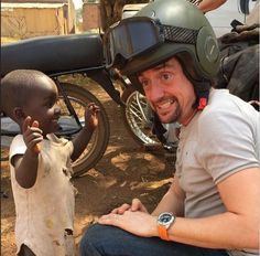 Right now @bbcradio1 Richard Hammond is co-hosting with @nicholasgrimshaw talking about the @comicrelief #OperationHealth project www.rednoseday/operationhealth