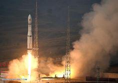China lanzó al espacio su mayor cohete propulsor