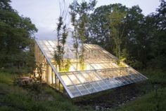 Underground Greenhouses And All-Year Growing