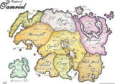 Tamriel Map: The Elder Scrolls Online Wiki Guide & Walkthrough - IGN Elder Scrolls Skyrim, The Elder Scrolls, Elder Scrolls Games, Elder Scrolls Oblivion, Elder Scrolls Online Tips, Fantasy Map, Fantasy World, Fantasy Places, Final Fantasy