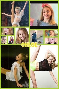 Chloe from dance moms