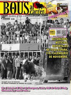 torodigital: Revista MENSUAL del 1 de noviembre de Bous al Car...