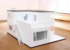 Låt dockorna bo som Arne Jacobsen gjorde - Reproduktion i miniformat | Feber / Hem