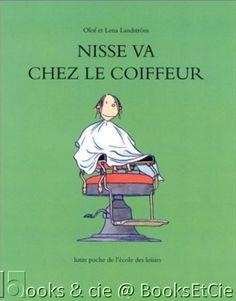€3.00 - Maman veut que Nisse soit beau pour la fête de fin d'année de l'école. Comme sur la photo! dit-il au coiffeur. Hmm, fait celui-ci. Et il commence à couper... >>> NISSE VA CHEZ LE COIFFEUR par Olof & Lena Landström >>> Livre d'occasion en vente chez #BooksEtCie, France - www.rebelmouse.com/booksetcie £3.00