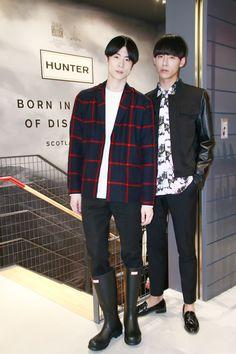 HUNTER(ハンター)が日本初、世界で2店舗目となるグローバルフラッグシップストアを東急プラザ銀座内に3月31日よりオープン。前日にはオープニングパーティーが開催された。ガラス張りのファサードが目を...