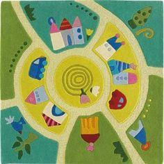 HABA 8093 - Carpet Game World: Amazon.de: Toys