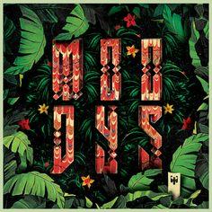 GSQ - Moodys (One Sample ep) 2013 - Cover Album. by Matteo Meta, via Behance