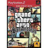 Grand Theft Auto San Andreas Greatest Hits