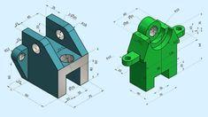 Ölçülendirilmiş Perspektif Resim Örnekleri | Makine Eğitimi