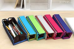 Image result for Morphing pencil cases from Kokuyo