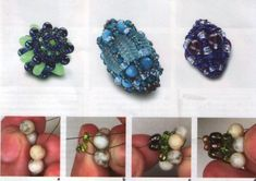 beaded beads from seed beads 1