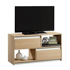 pemberly row tv stand in urban ash want to know more click on