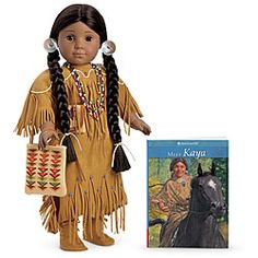 My very own American Girl doll. Love all things American Girl! American Girl Outfits, Kaya American Girl Doll, Native American Dolls, American Girls, American Dreams, Girl Doll Clothes, Doll Clothes Patterns, Doll Patterns, Sewing Patterns