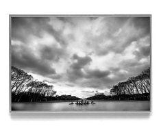 new york bridge antique print photograph black white large a1 size canvas