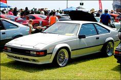 1985 toyota supra | 1985 Toyota P-Type MKII Celica Supra 5MT