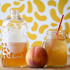 Brewed in Rock Bay (Victoria, BC), Cultured Kombucha is focused on making a delicious, non-alcoholic bevy inspired by the transformation that takes place during fermentation—the ever-changing dynamic of flavours! Non Alcoholic, Kombucha, Cantaloupe, Brewing, Culture, Fruit, Health, Food, Health Care