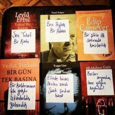 Güzel kitaplar